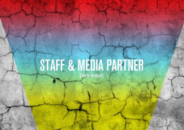 Staff e media partner